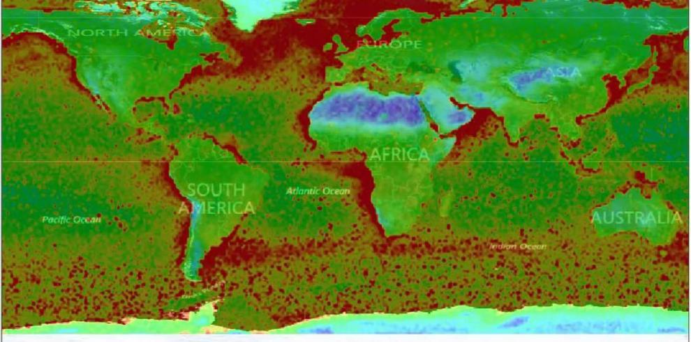 Podrán predecir degradación terrestre