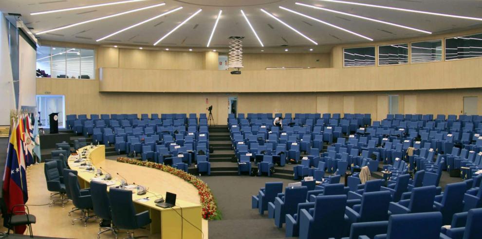 Junta Nacional de Escrutinio preparada para contar los votos