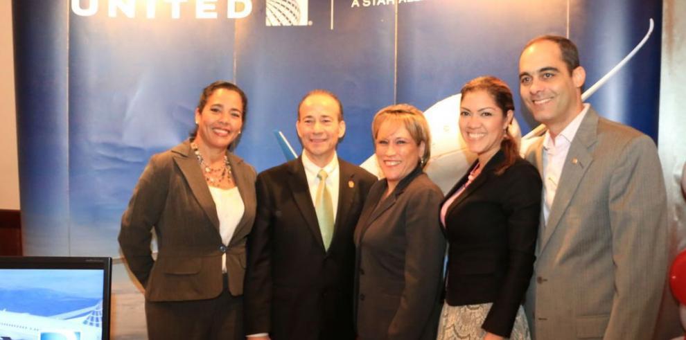 United Airlines descubre América