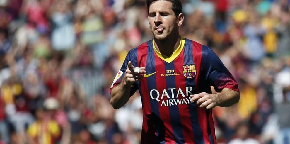 Dañan las estatuas de Messi, Maradona y Gabriel Batistuta