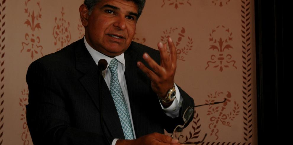 Ex ministro de seguridad, José Raúl Mulino citado para sesión de la Asamblea