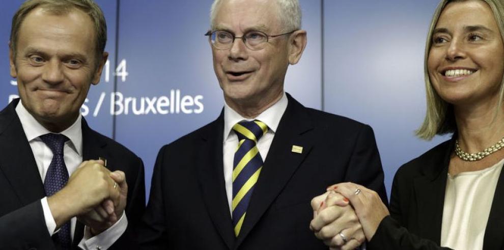 UE escoge nuevo presidente del Consejo Europeo y jefe diplomático