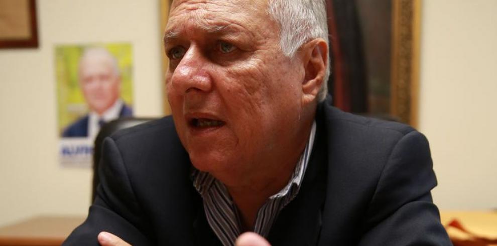 Federico Humbert Arias, el elegido de Juan Carlos Varela