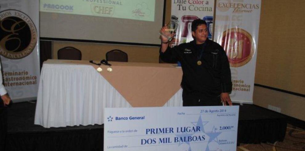 Jurado, ganador de copa Nestlé