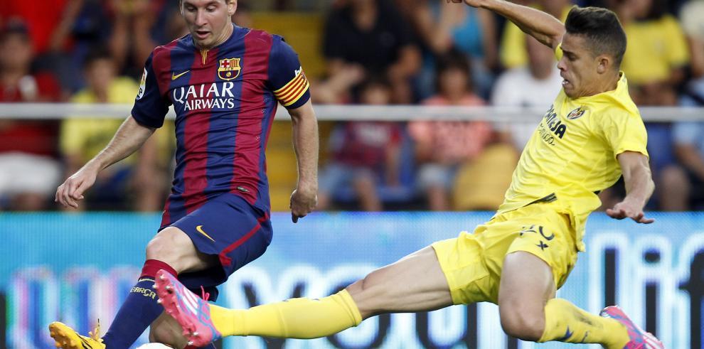 Messi no jugará en Argentina contra Alemania por sobrecarga en el aductor