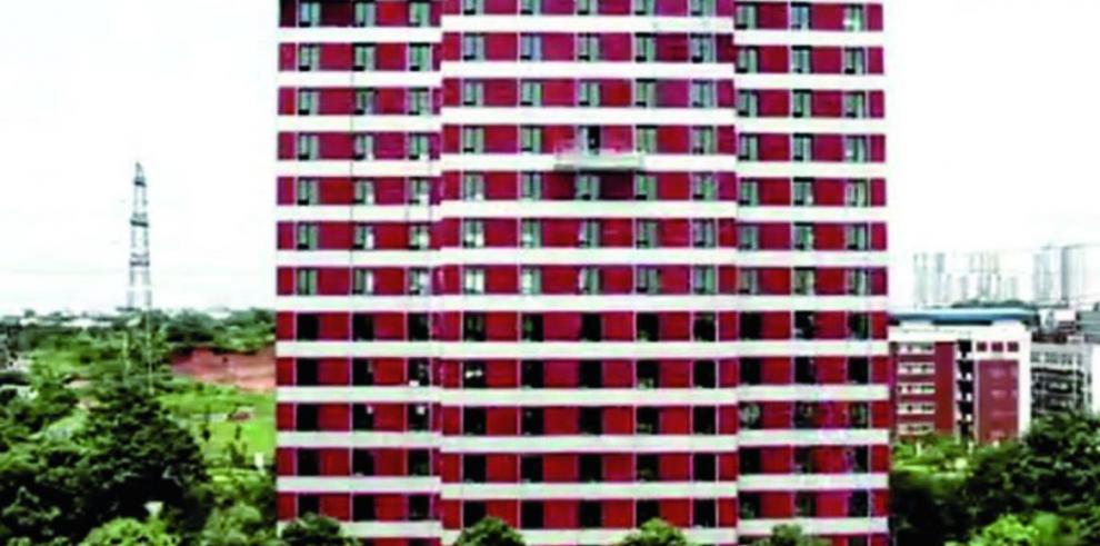Mayor contención del aumento de precio en viviendas chinas