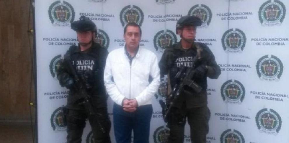 Exparamilitar colombiano capturado fue expulsado de Panamá