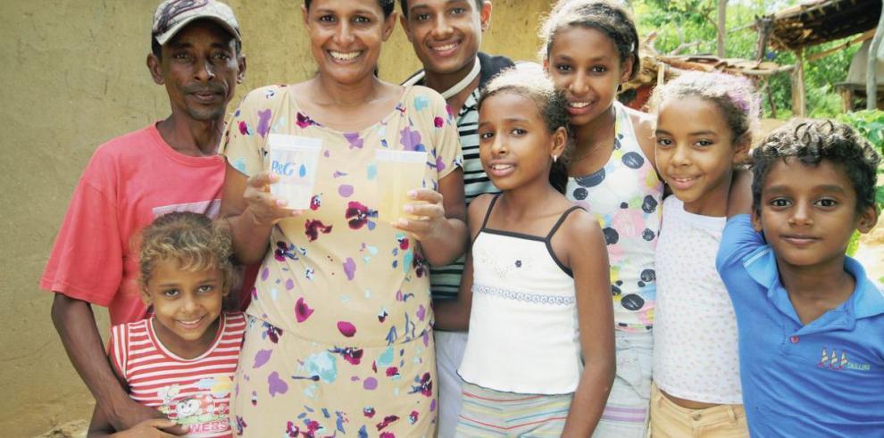 Programa Agua Limpia para los Niños
