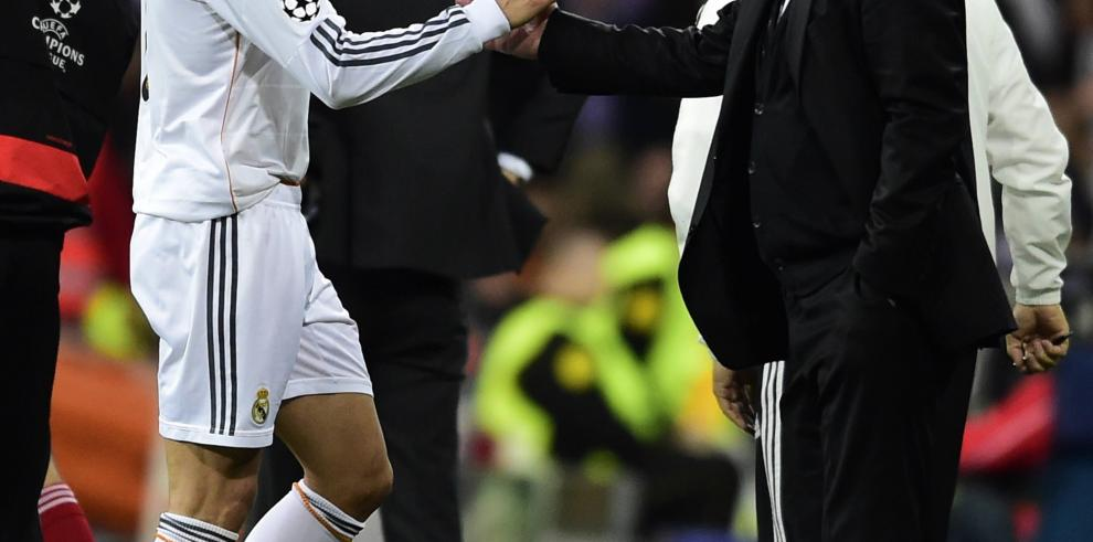 Real Madrid derrotó 1-0 a Bayern Múnich en juego de ida de Champions
