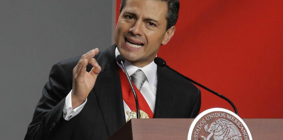 Presidente de México viaja a Panamá para firmar TLC con Martinelli