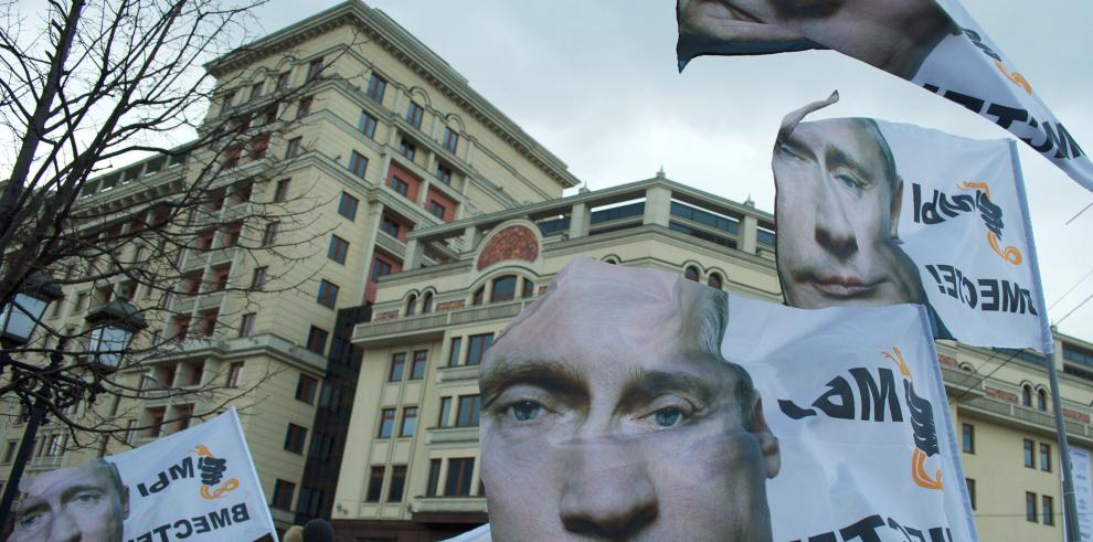 OTAN: 'La agresión rusa amenaza la seguridad europea'