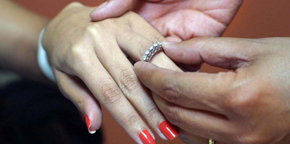Más matrimonios en Marruecos, según cifras oficiales