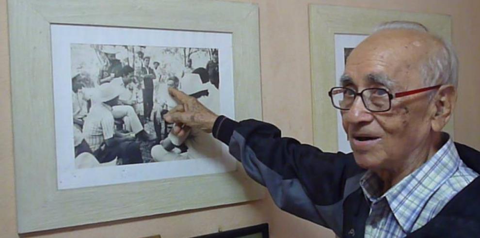 Un documental recorre los pasos de Carlos Francisco Changmarín