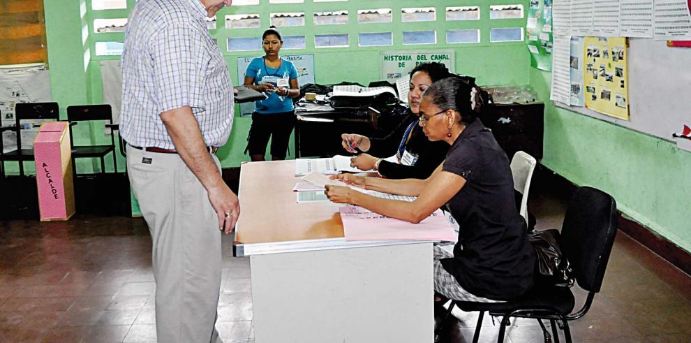 El voto útil, una propuesta que sigue en el tintero