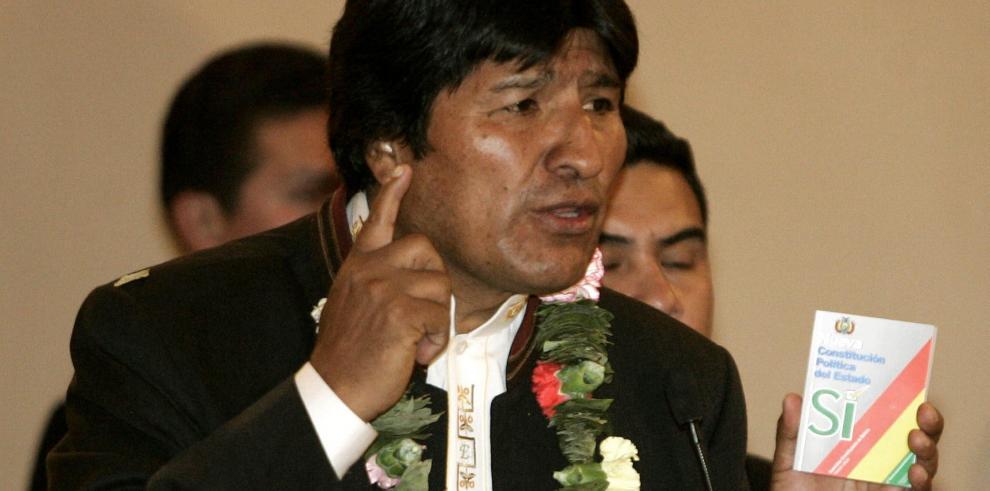 Morales: se está impulsando conflicto en Venezuela para intervención militar