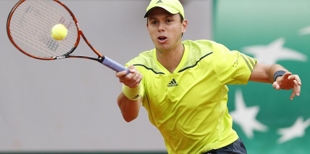 González cae ante Simon y Colombia se despide de Roland Garros