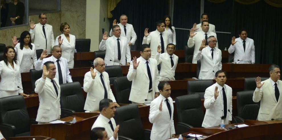 Asamblea pone en marcha gobernabilidad