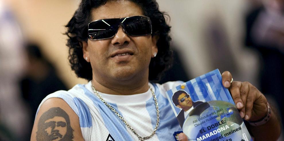 Maradona podría dirigir la selección de fútbol de Venezuela