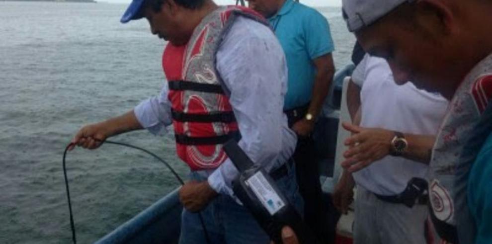 Taller para monitorear el agua de Panamá