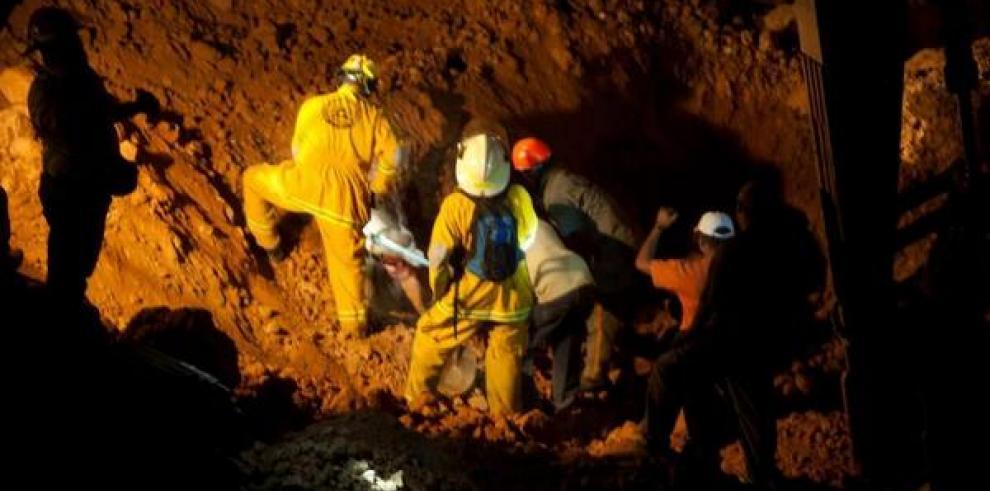 Cinco mineros murieron en el accidente en una mina de Bosnia