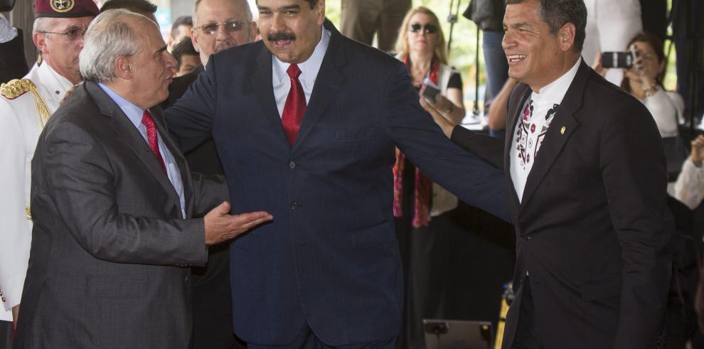 Maduro señala que Unasur va rumbo a una nueva etapa de consolidación