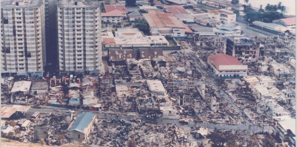 Panamá reivindicará con arte la memoria histórica por invasión de EE.UU.