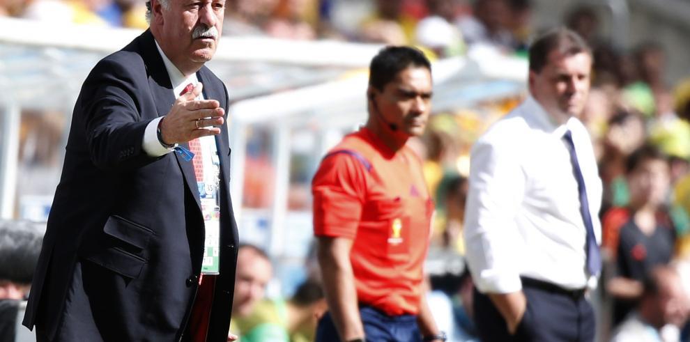 Del Bosque dirigirá la selección española por dos años más