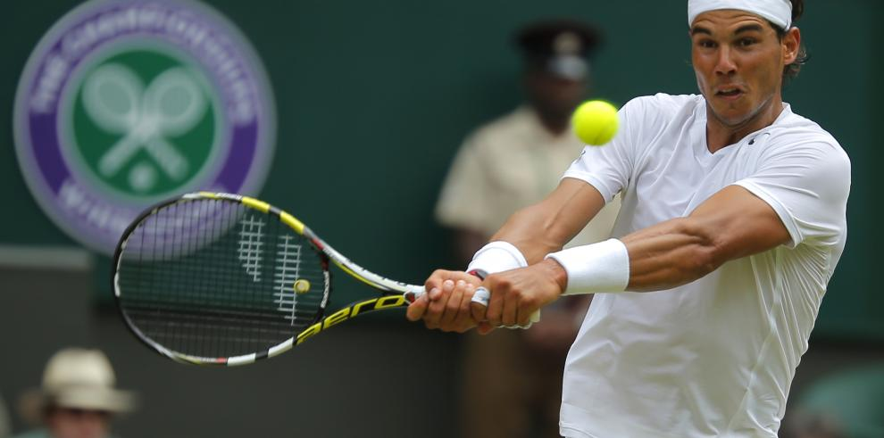 Nadal acaba con un viejo fantasma y se afianza en Wimbledon