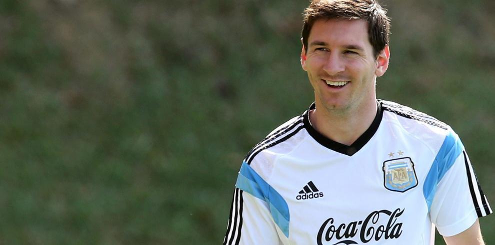 La película sobre Messi se estrenará el 2 de julio en Río de Janeiro