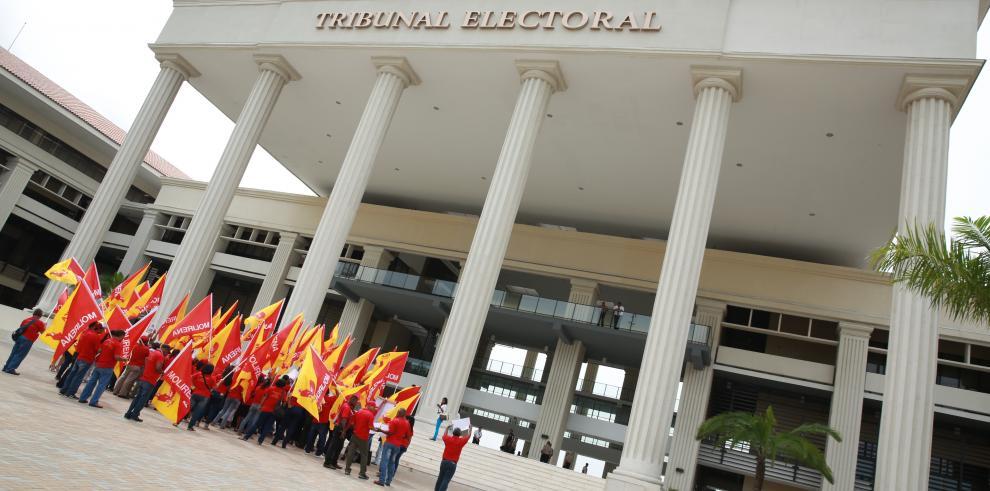 TE pide a candidatos y partidos entregar declaraciones de donantes