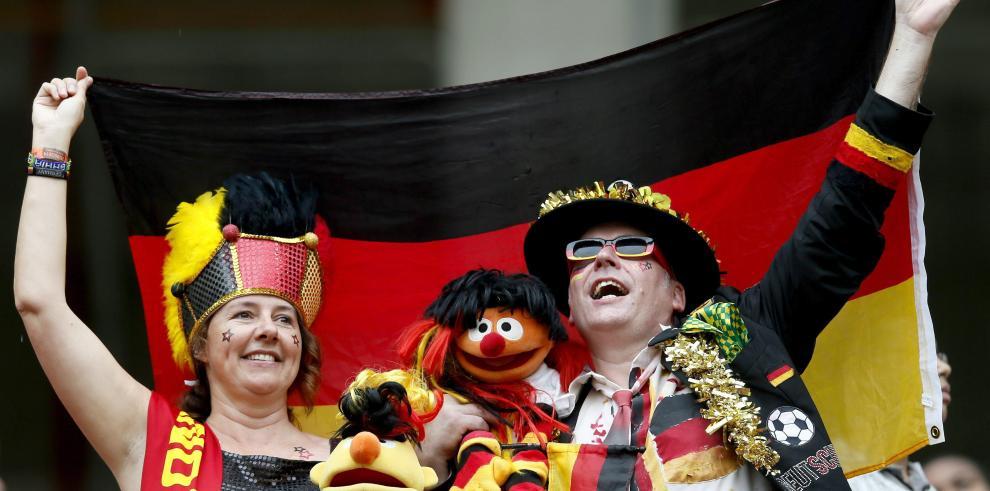 Alemania venció 1-0 a Estados Unidos