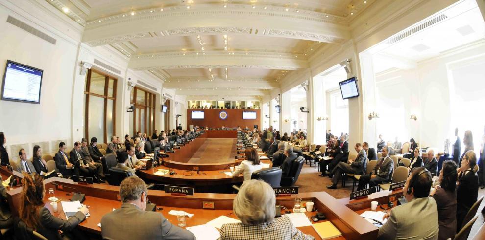 La OEA felicitó a Panamá por su éxito en las pasadas elecciones