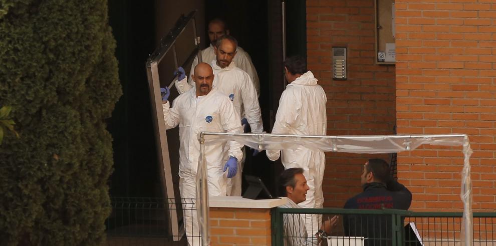 La enfermera española con ébola pudo contagiarse al tocarse la cara