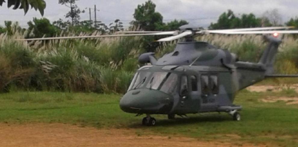 Agentes del Senan heridos en confuso incidente