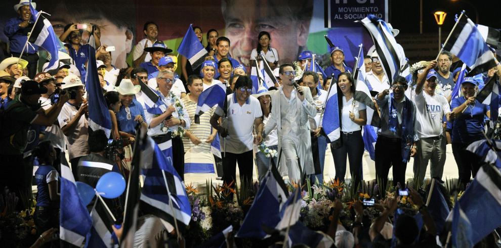 Bolivia celebra elecciones el domingo, 12 de octubre