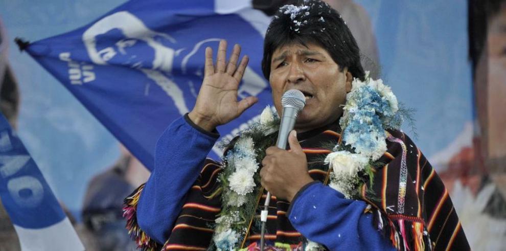 Evo Morales intensifica proselitismo por más votos