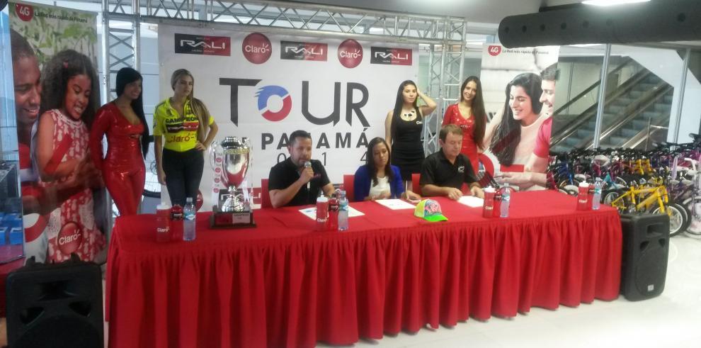Presentan ruta del Tour Ciclístico de Panamá