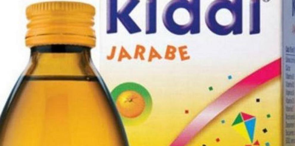 MINSA cancela registro sanitario de jarabe infantil