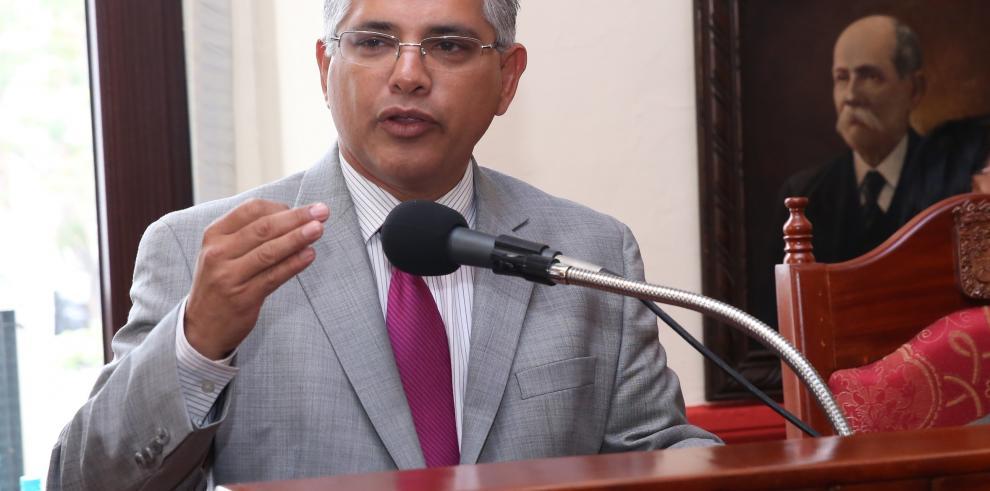 Alcalde Blandón presentó su informe de sus 100 días de gestión