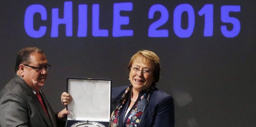 Chile presentó el Mundial de la categoría sub-17