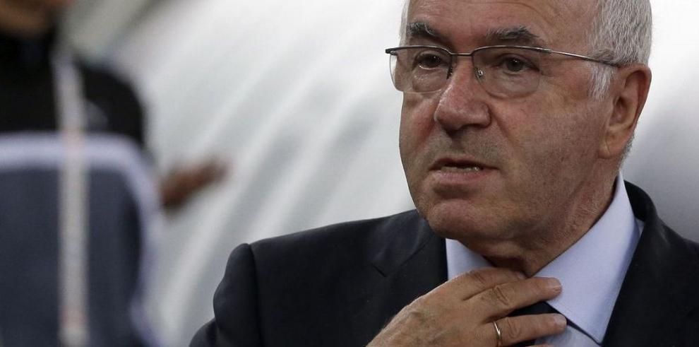 UEFA suspende a dirigente de Italia
