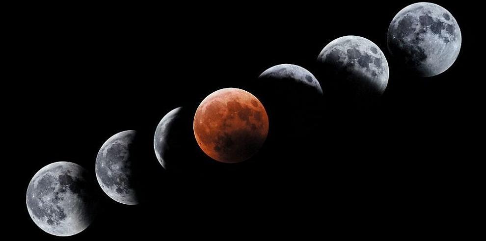 'Luna de sangre'