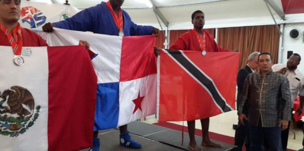 Panameños ganan seis medallas en Panamericano