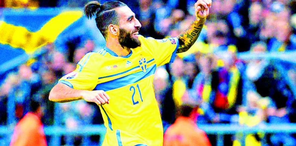 Triunfo sin brillo para la selección de Suecia