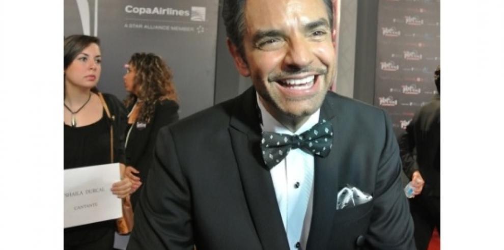 Eugenio Derbez será el presentador de los Grammy Latino