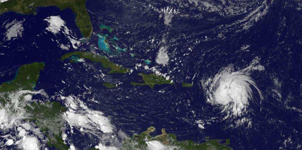 Tormenta tropical 'Gonzalo' amenaza islas del Caribe