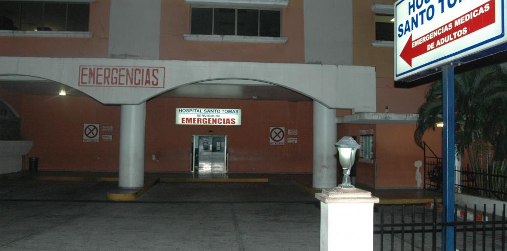 Paciente africano con probable cuadro de meningitis ingresa al HST