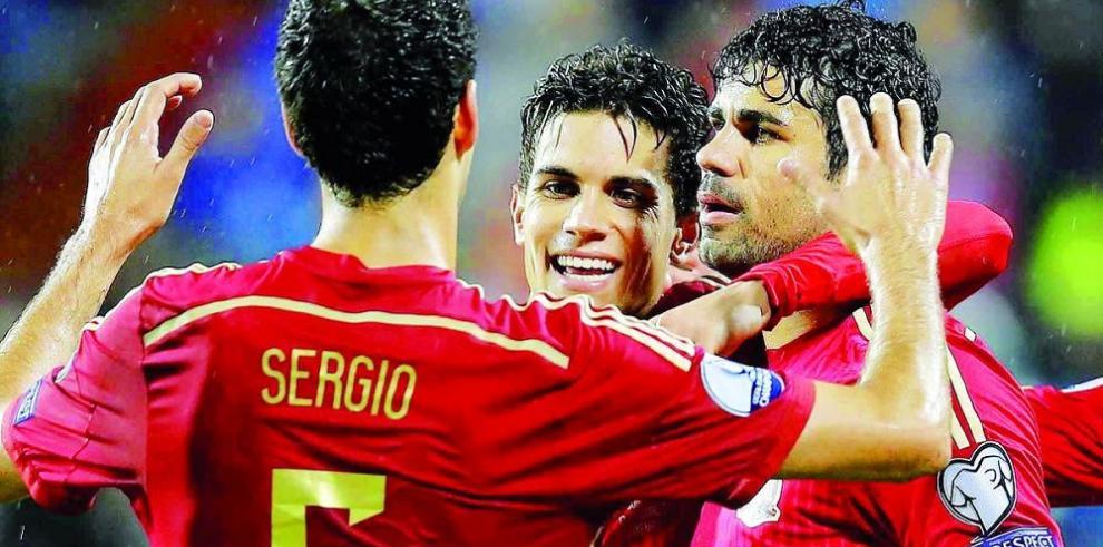 España e Inglaterra imponen su jerarquía