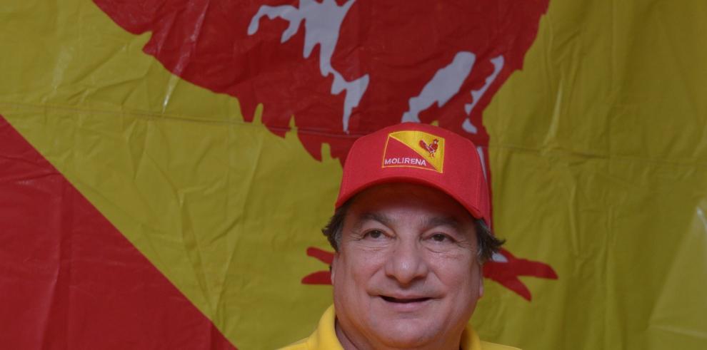 Sergio González Ruíz renuncia al Molirena, por problemas de salud