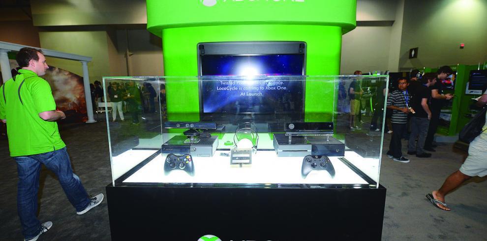 Microsoft expone a su estrella